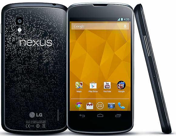 LG Google Nexus 4.