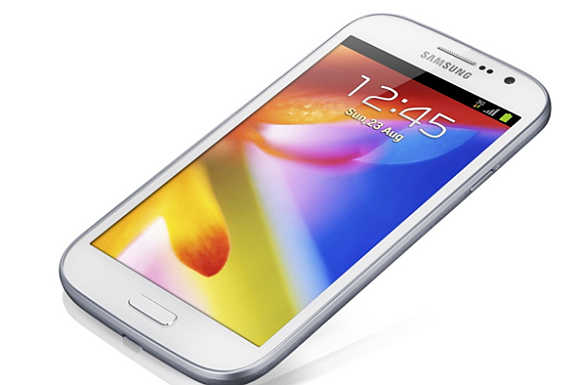 Samsung Galaxy Grand.