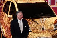 'Ratan Tata, a happy brand ambassador for India Inc'