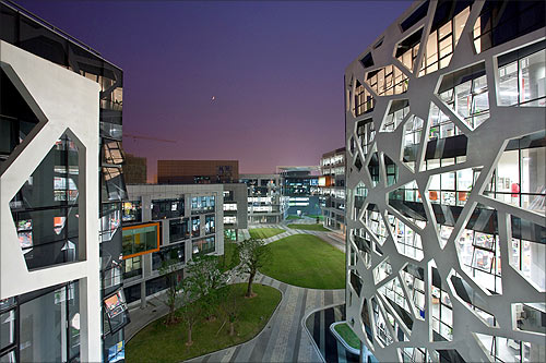 Amazing Photos Of Alibaba Headquarters Rediff Com Business