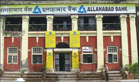 Allahabad Bank.