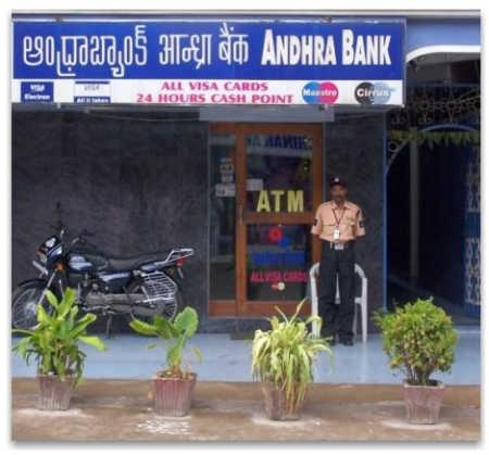 Andhra Bank.
