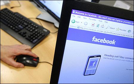 Facebook office.