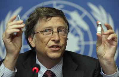 Bill Gates on what must be done to help the world's poor
