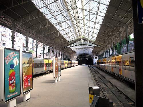 Sao Bento station.