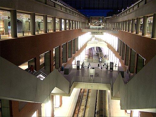 Antwerpen Centraal.