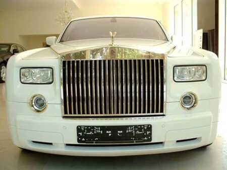 Rolls Royce Phantom EWB.
