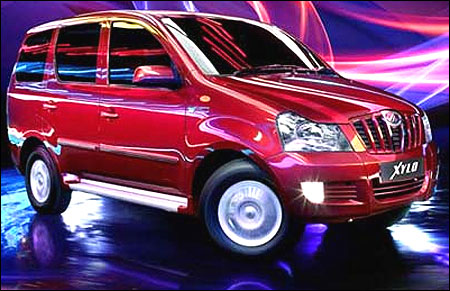 2012 Mahindra Xylo MPV to arrive on Feb 8
