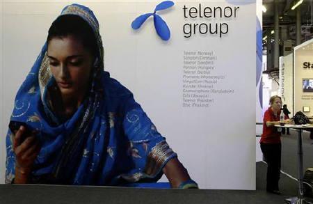 Norwegian state operator Telenor.