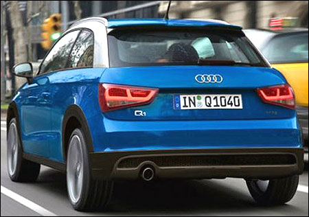 Audi to launch 7 stunning cars in 2012 - Rediff.com Business