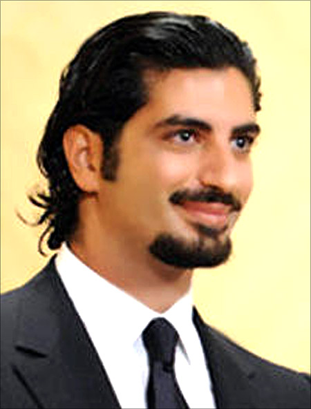 Fahd Hariri.