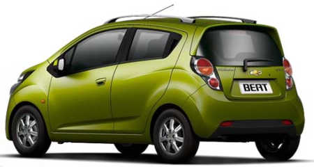 Chevrolet Beat diesel is going all guns blazing.