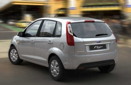 Ford Figo has climbed the ladder of massive sales.