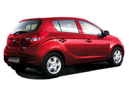 Hyundai i20 has got frugal 1.4L CRDi diesel engine.