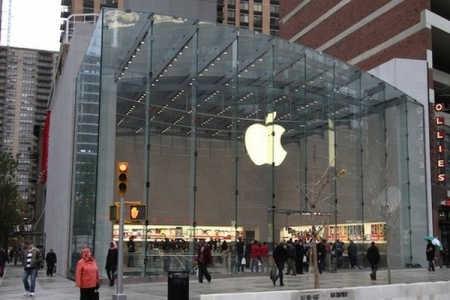 Apple's market capitalisation is $425 billion.