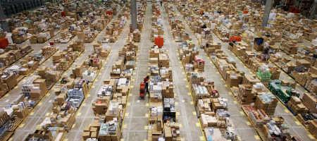 Amazon's market capitalisation is $82 billion.