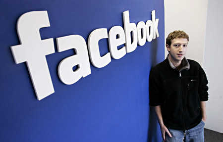 Facebook has more than 840 million users.