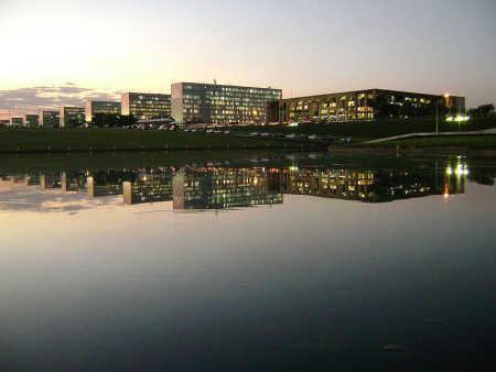 Brasilia, capital of Brazil.
