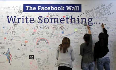 Facebook's market capitalisation is 90 billion.