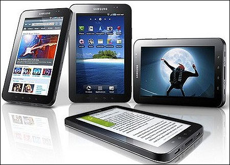 Check out these 2 new tablet PCs