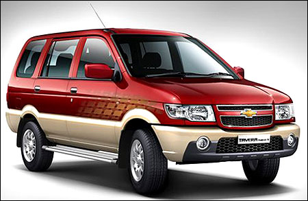Chevrolet Tavera Neo3 launched at Rs 6.72 lakh