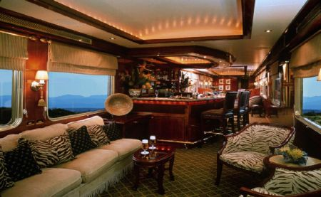 World S Most Luxurious Trains Rediff Com Business