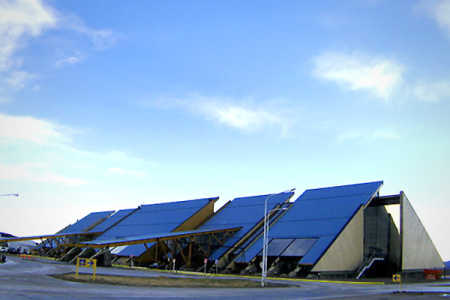 Malvinas Argentinas Airport.