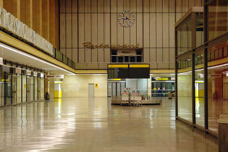 Tempelhof was one of Europe's three iconic pre-World War II airports.