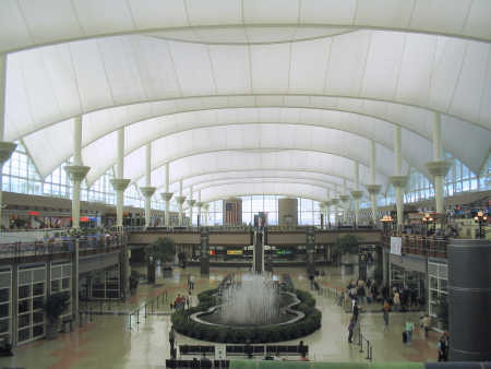 It was the fifth-busiest airport in the world.