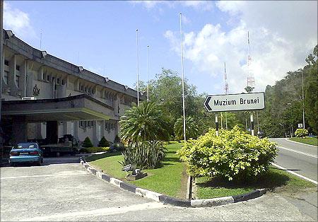 Brunei.
