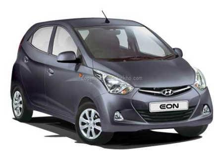 Hyundai Eon.