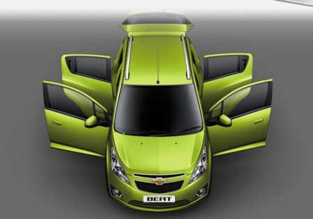 Chevrolet Beat.