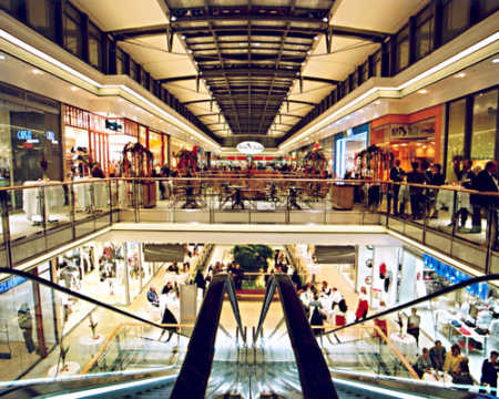 These are some of the biggest shopping malls in the world.