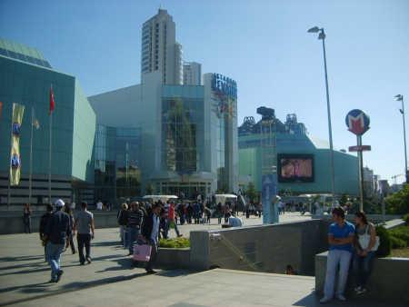 Cevahir Mall in Istanbul.