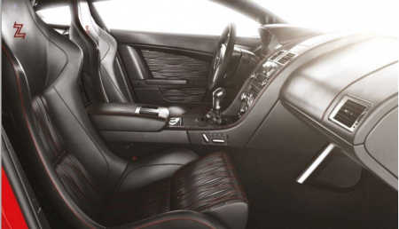 Aston Martin designs cars that are manufactured by Magna Steyr.
