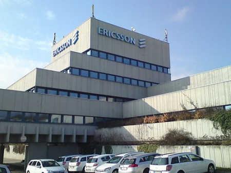 Ericsson.