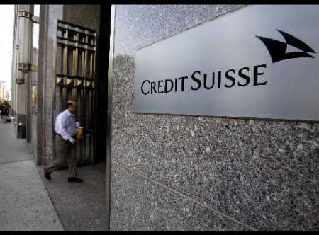 Credit Suisse.