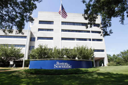 Boston Scientific.