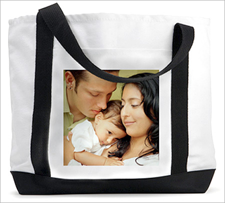 Kodak's personalised bag.