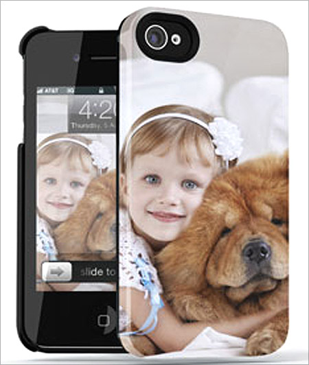 A personalised iPhone cover from Kodak.