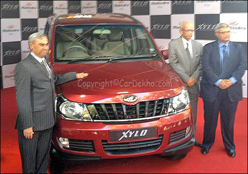 The all new Mahindra Xylo is here!