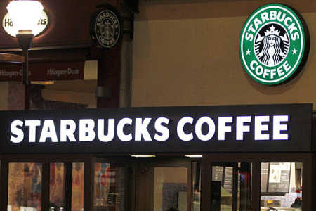 Starbucks will be a 'premium' experience.