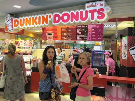 Dunkin Donuts plans to enter India later this year.