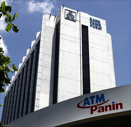 Panin Bank.