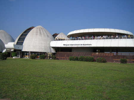 Bujumbura, capital of Burundi.
