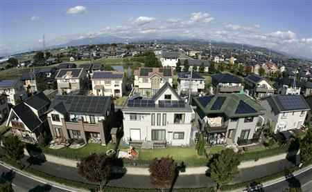 Japan's solar city