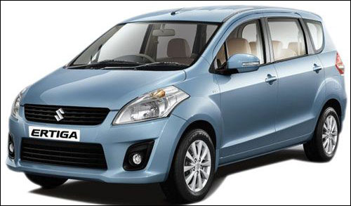 The stunning Maruti Ertiga and its 6 closest rivals