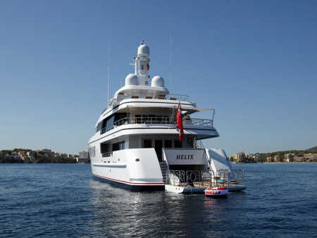 This superyacht is on sale for $44 million!