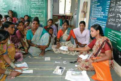 How microfinance firms are coping with change