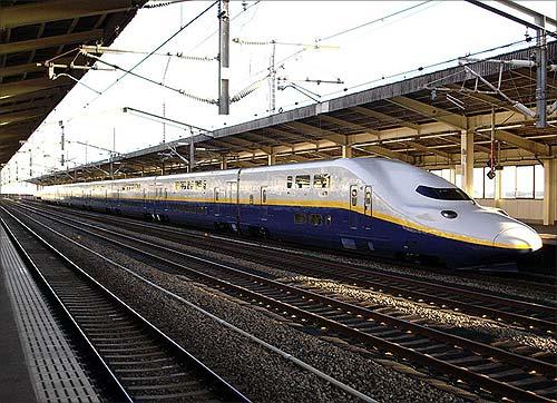 E4 series Shinkansen.